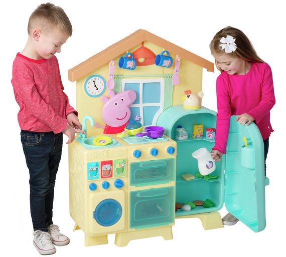 Buy Peppa Pig House Kitchen At Argos.co.uk