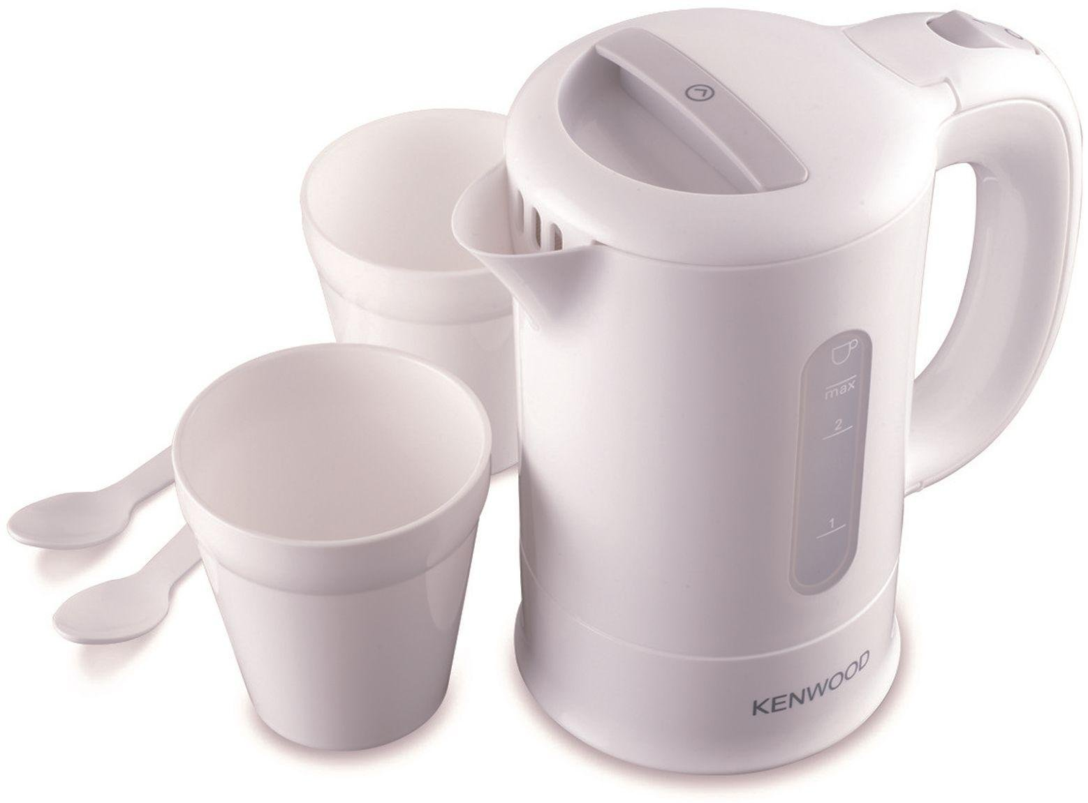 Kenwood - Travel - Kettle - White