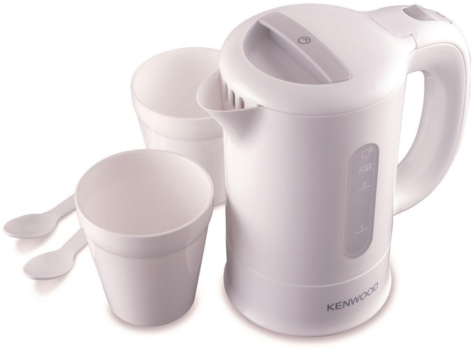 Buy Kenwood Travel Kettle White At Argos Co Uk Your