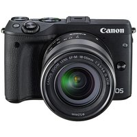 Canon - EOS M3 - Compact System - Digital Camera with 15-45mm STM Lens