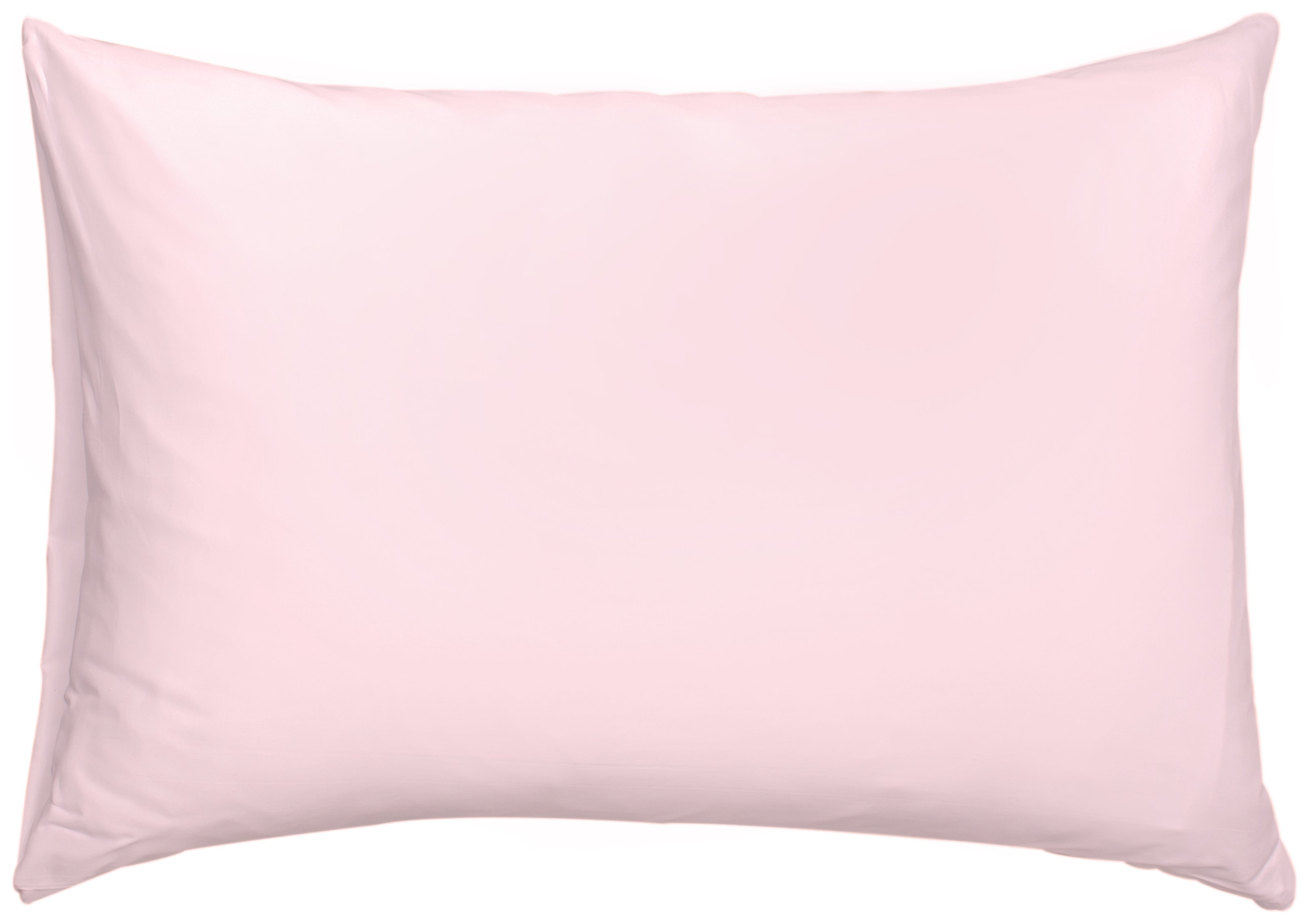 downland  kingsize pink pillowcases  set of 2