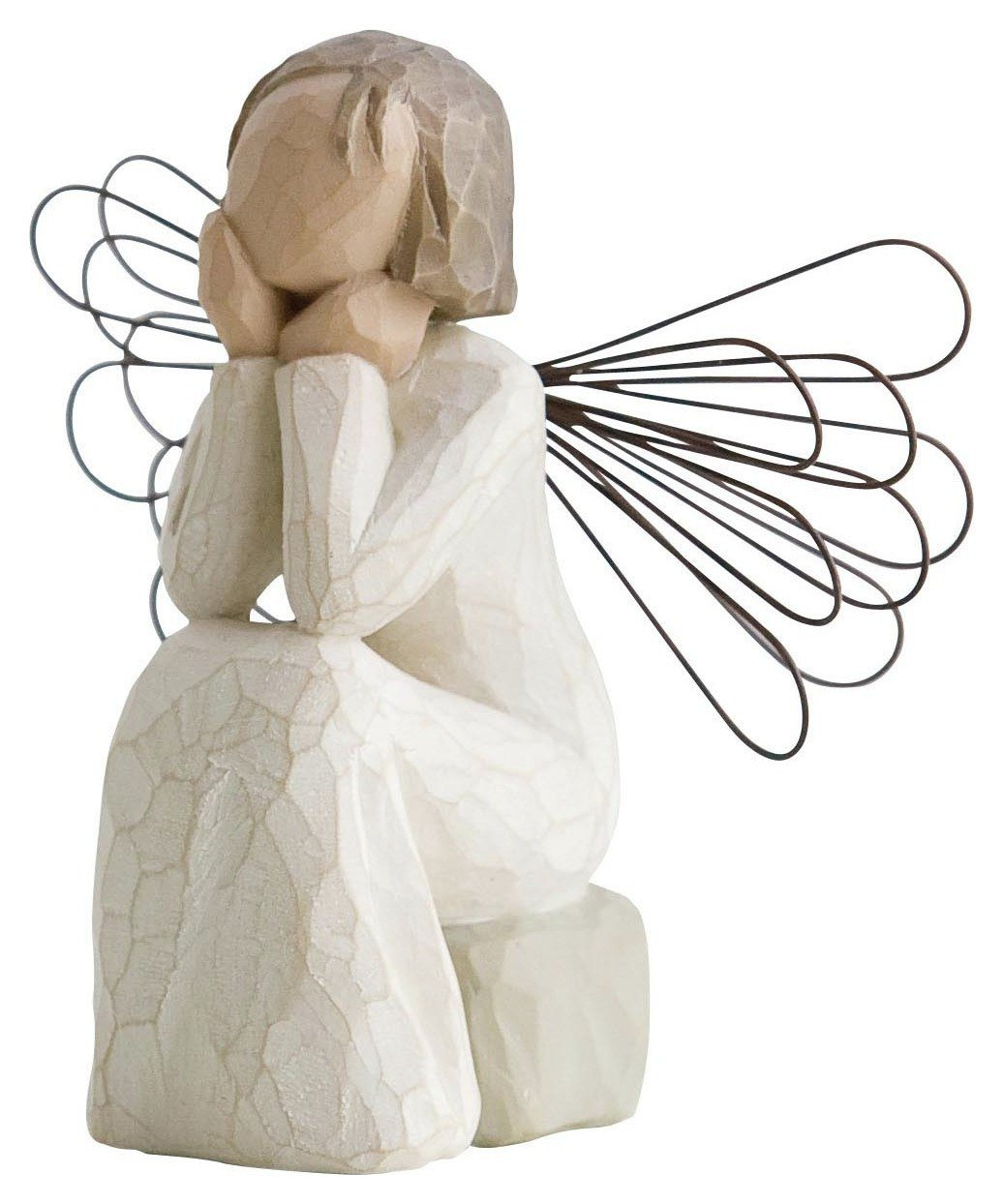 Willow Tree Angel of Caring Figurine.