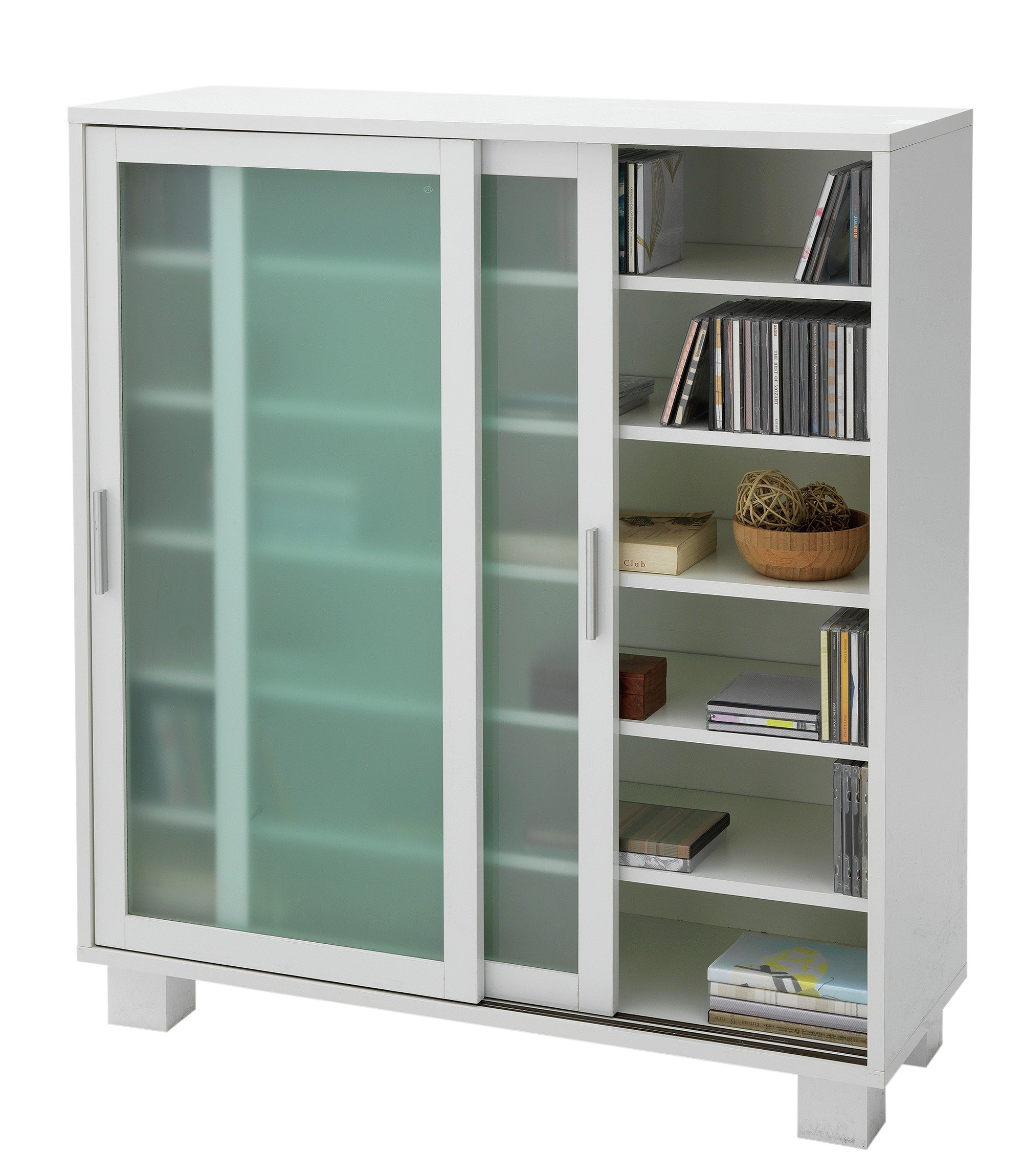 Sale On Hygena Tulsa Shoe Storage Cabinet Gloss White