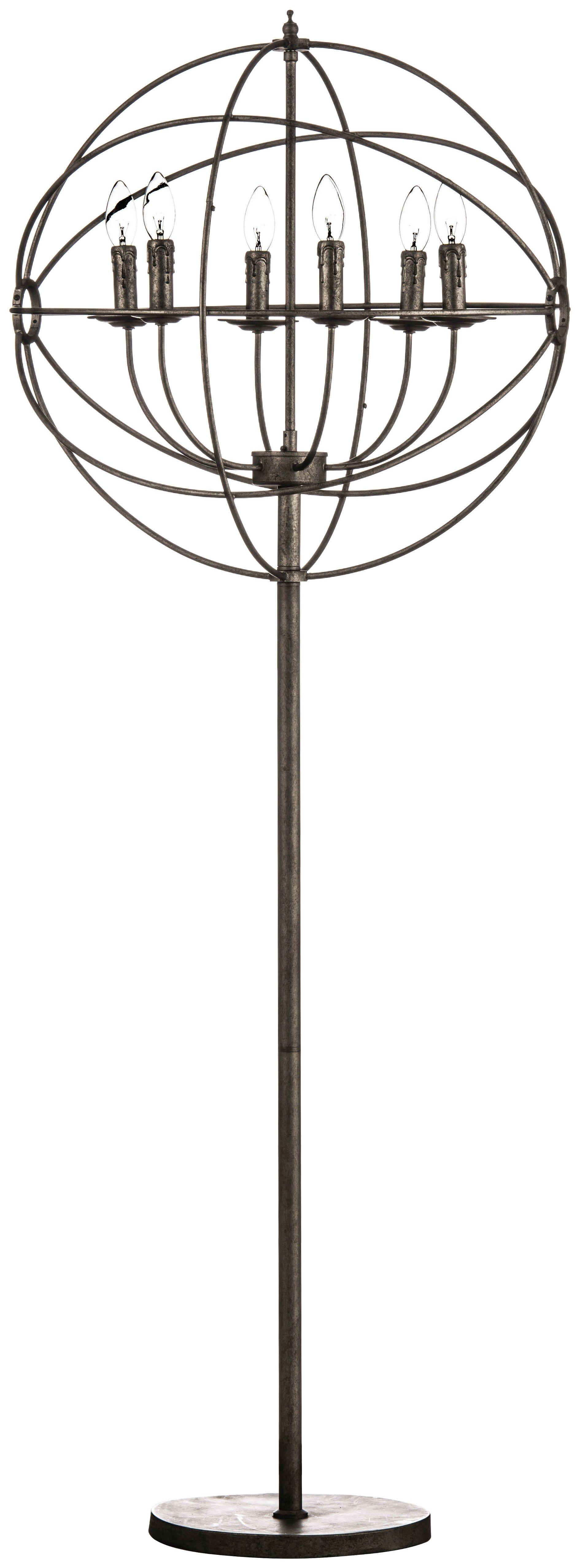 Image of Orbital 6 Arm Floor Lamp.