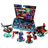 LEGO Dimensions: Joker and Harley Team Pack.