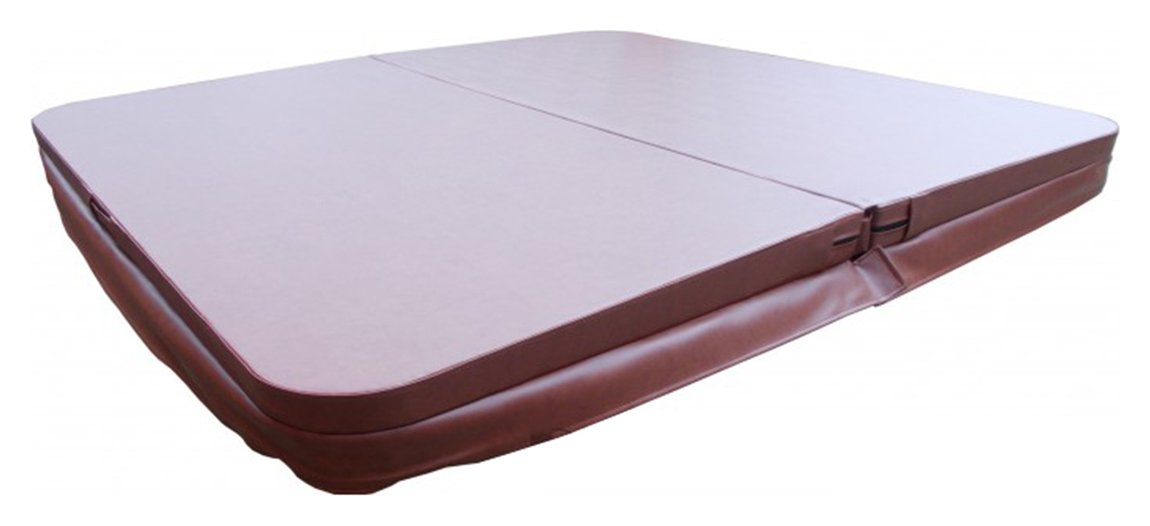 Image of Hot Tub Cover 220x220cm - Red.