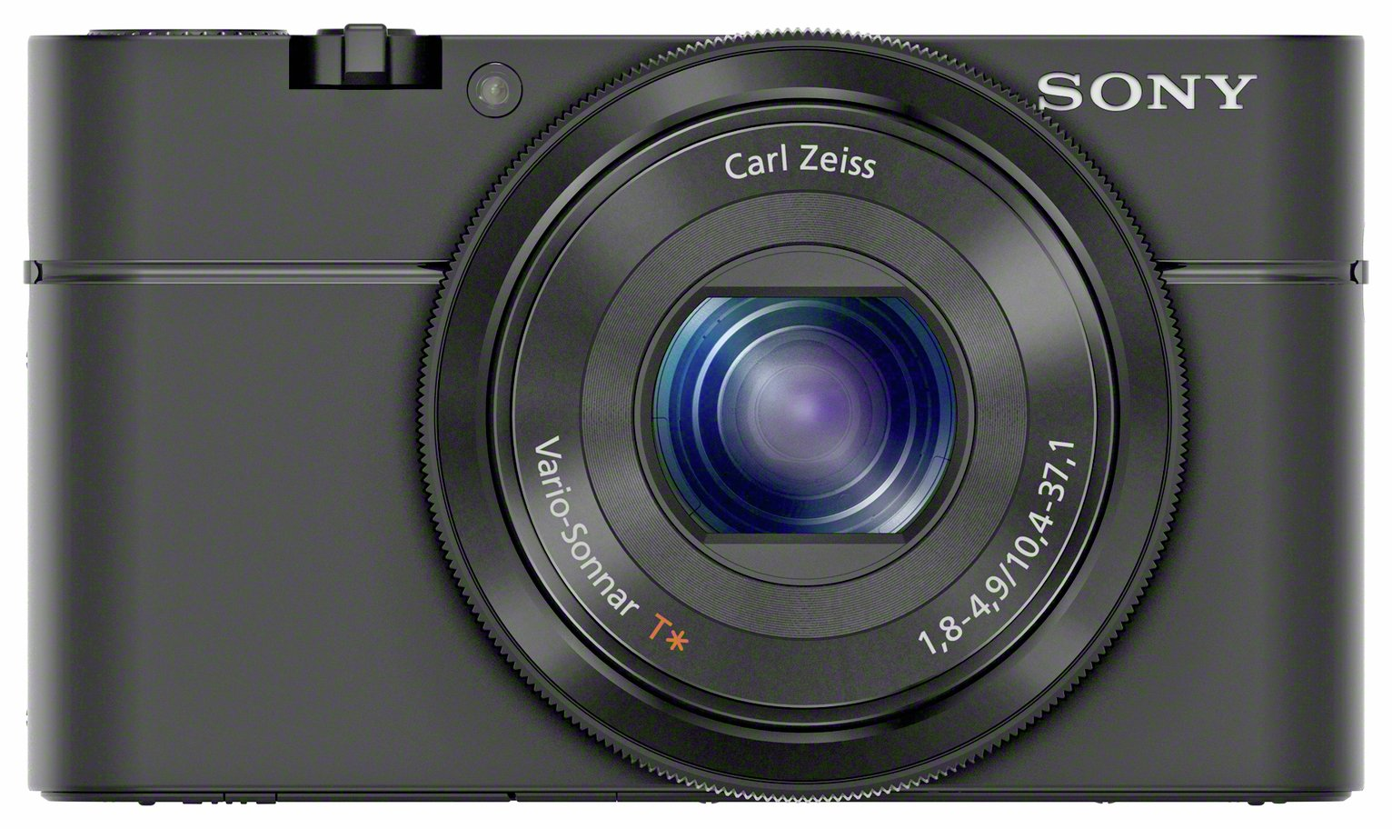 Sony Cybershot RX100 3.6x Zoom Compact Digital Camera Black