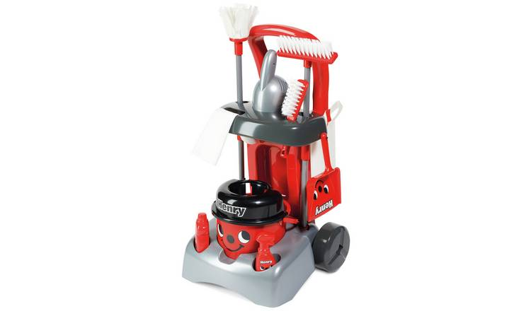 Casdon Deluxe Henry Toy Cleaning Trolley