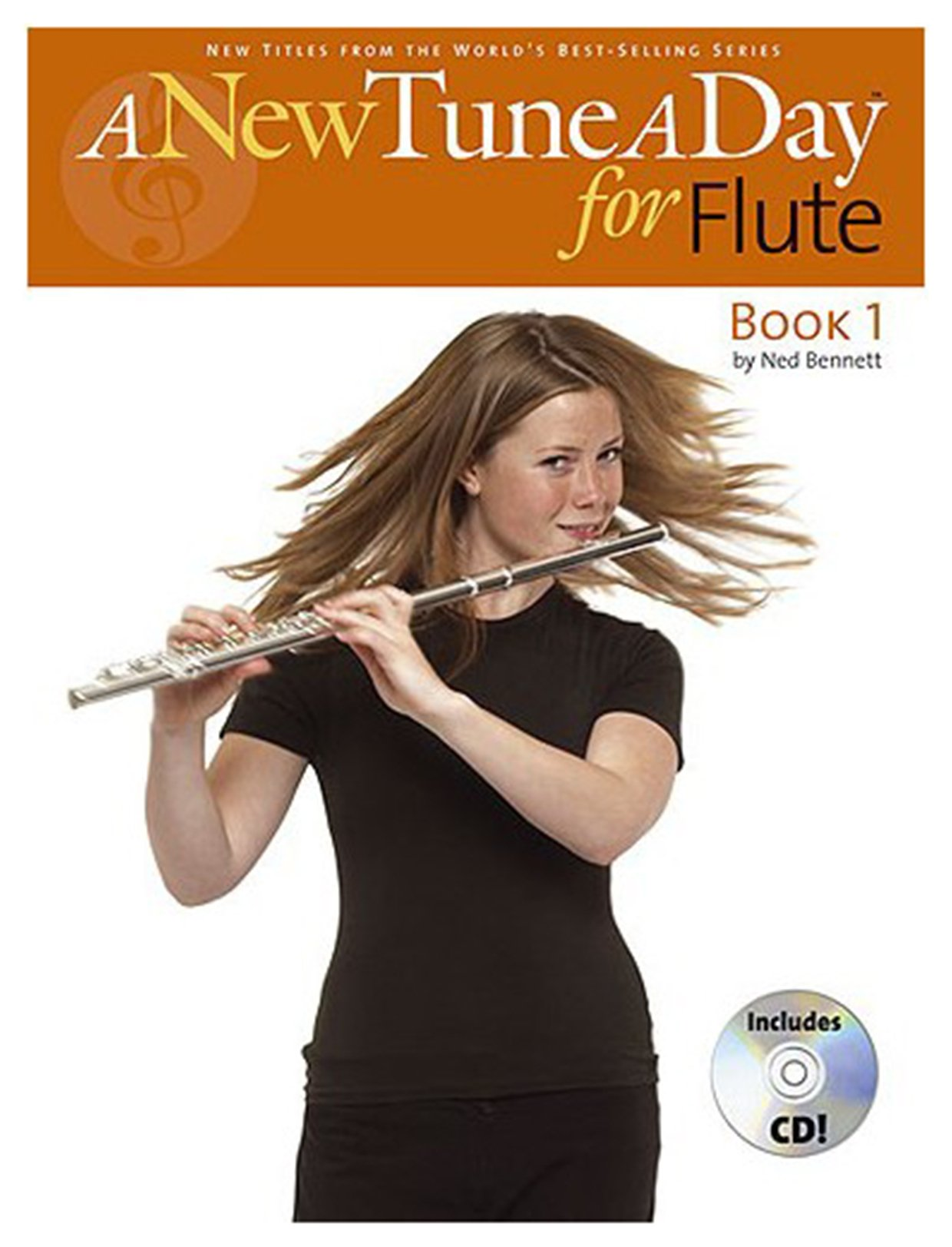 Image of Boston Music - A New Tune a Day for Flute - Book One