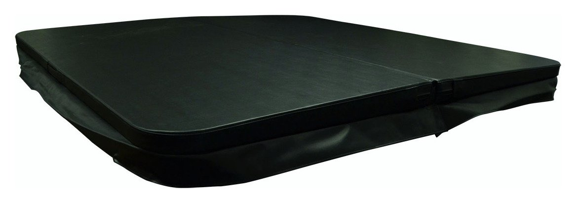 Image of Hot Tub Cover 220x220cm - Black.