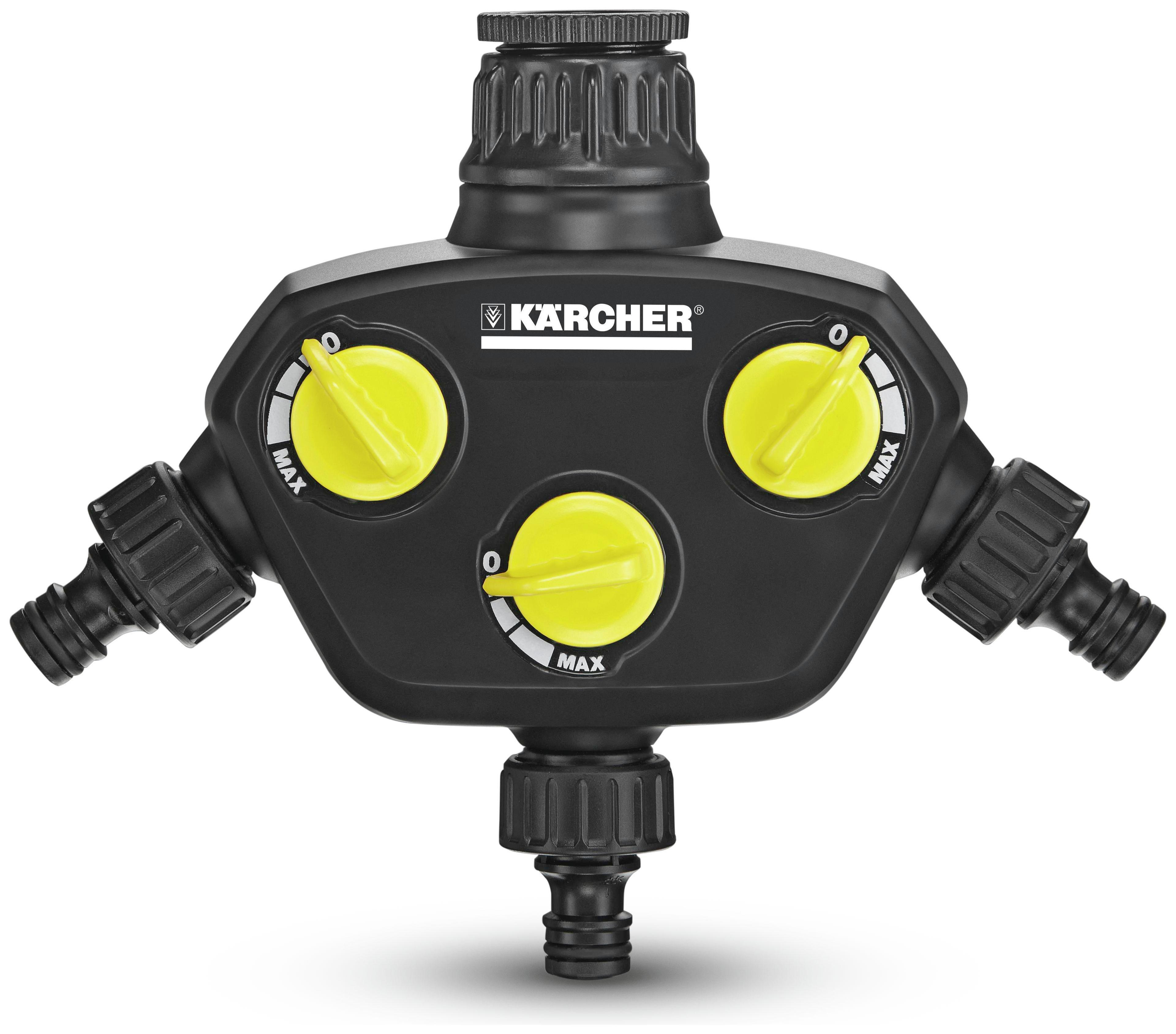 Karcher 3-way Tap Adaptor. lowest price