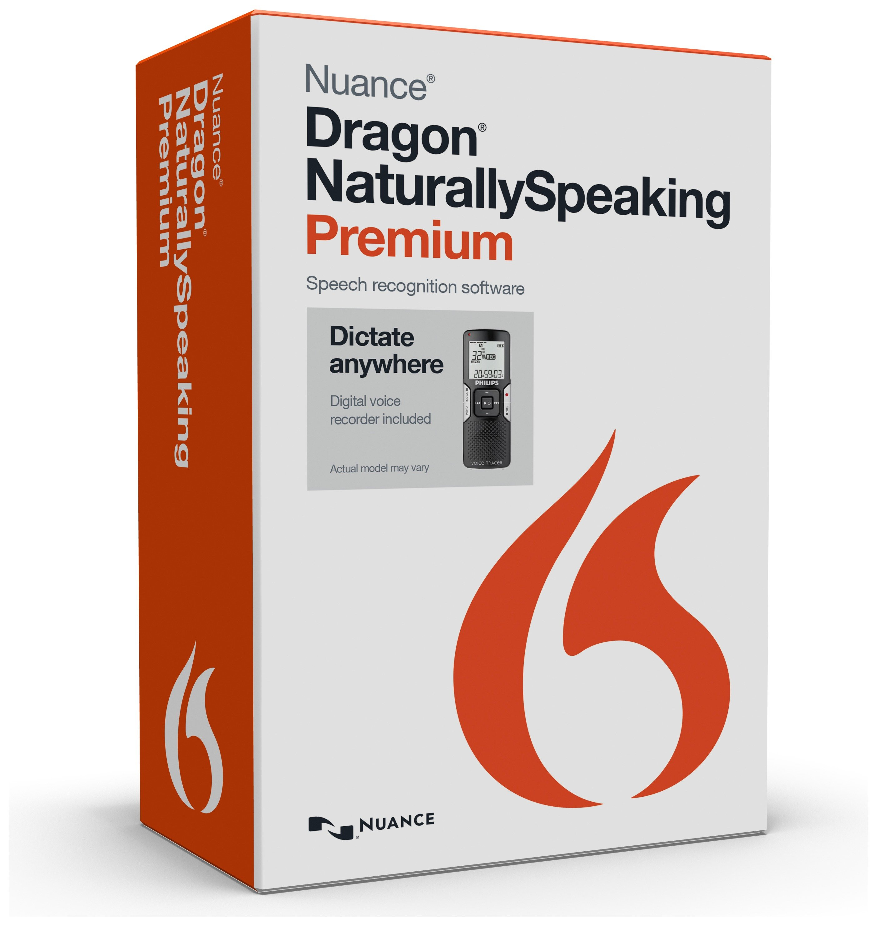 Nuance Nuance Dragon - Naturally Speaking 13 Speech Software Mobile