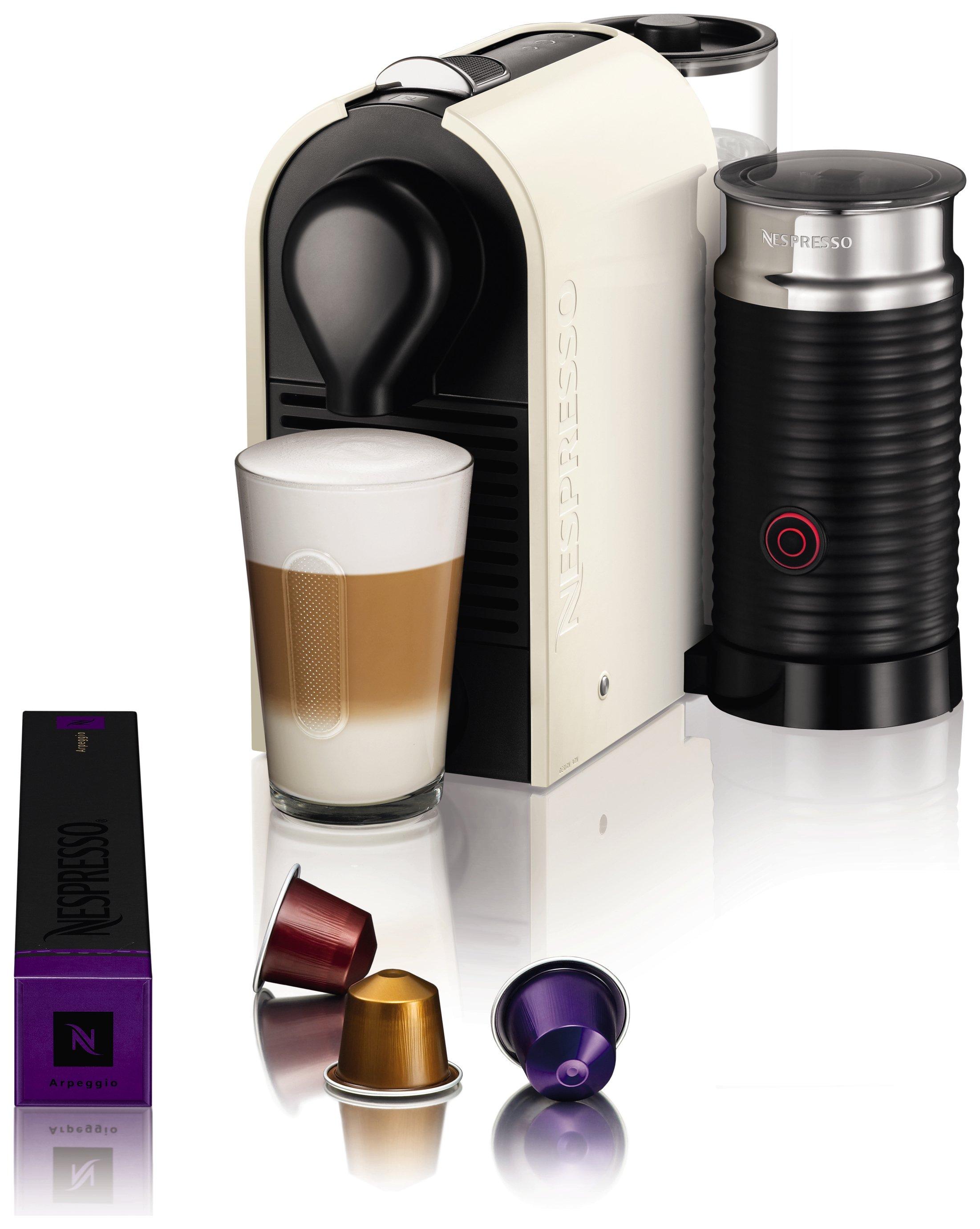 nespresso umilk coffee machine
