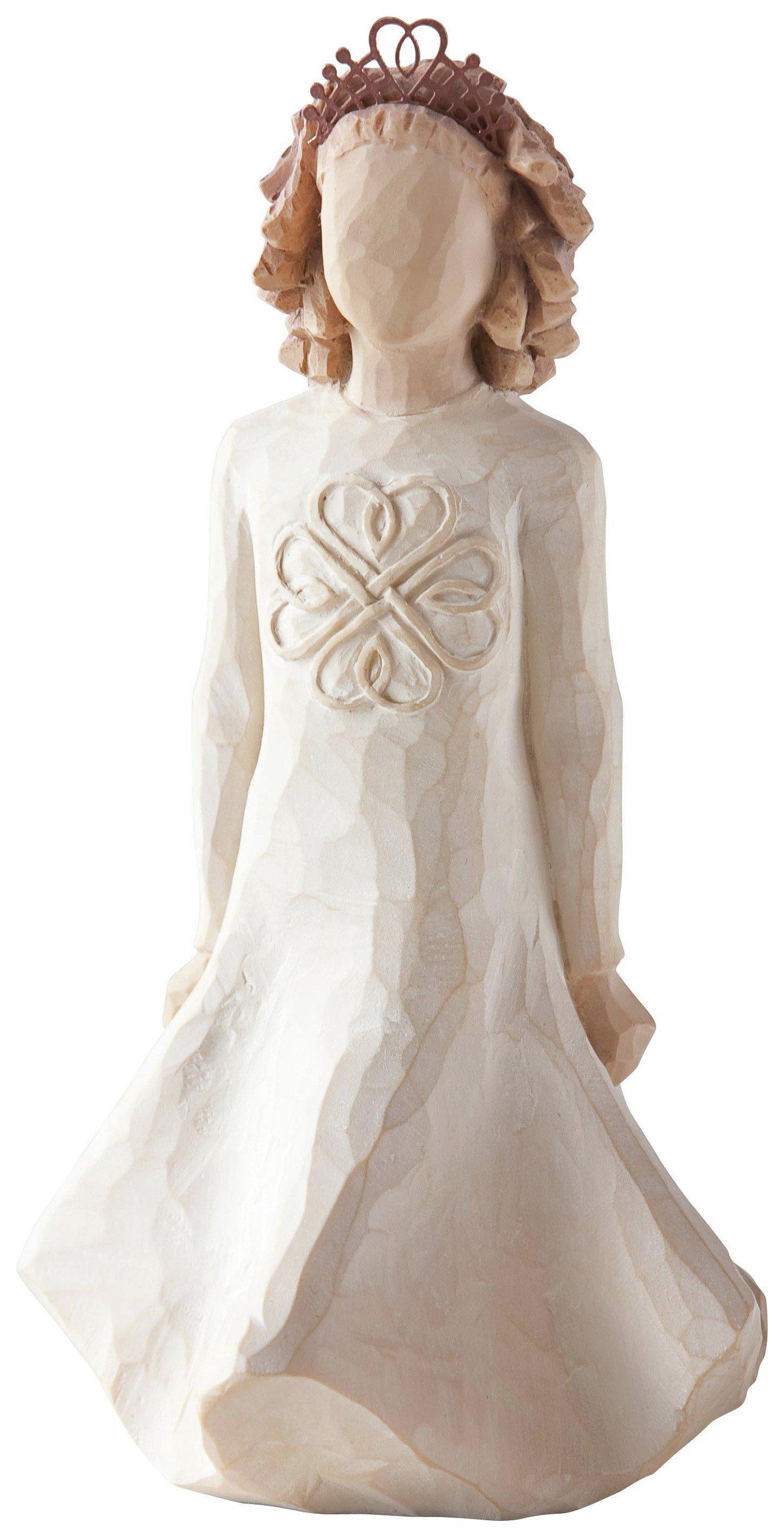 Willow Tree Irish Charm Figurine.