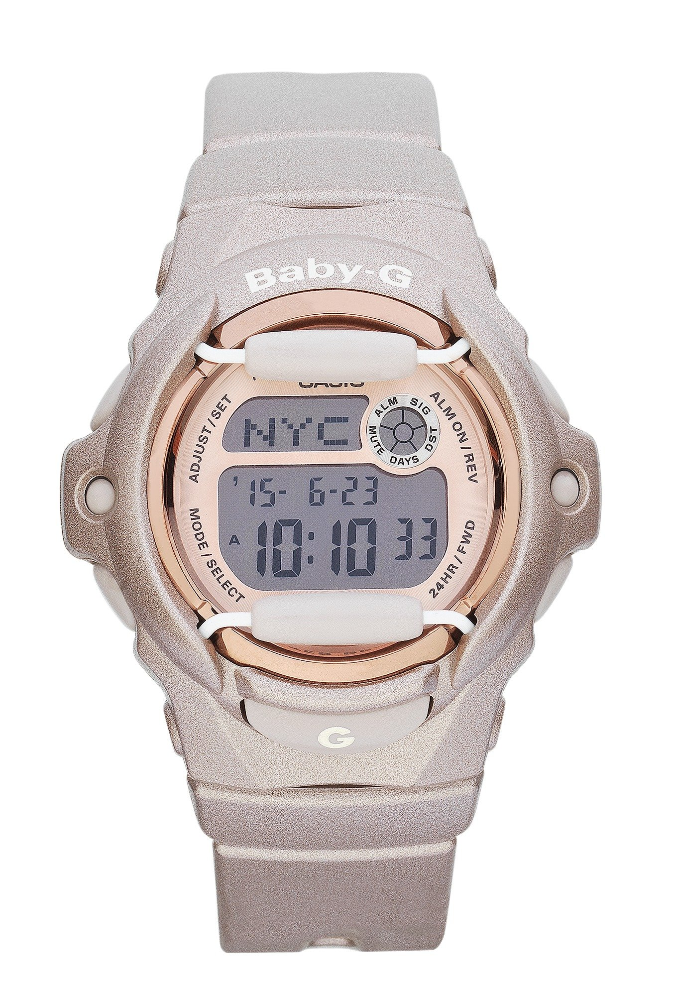 Casio Baby-G 25 Page Telememo
