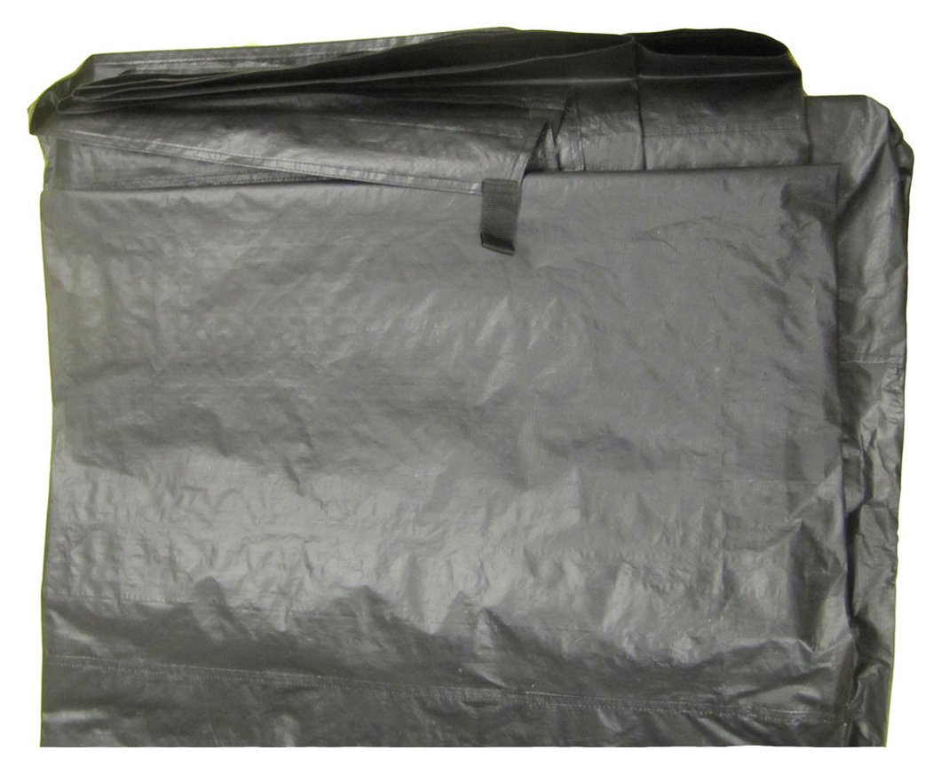 Olpro Cocoon 8 Footprint Groundsheet with Pegs.