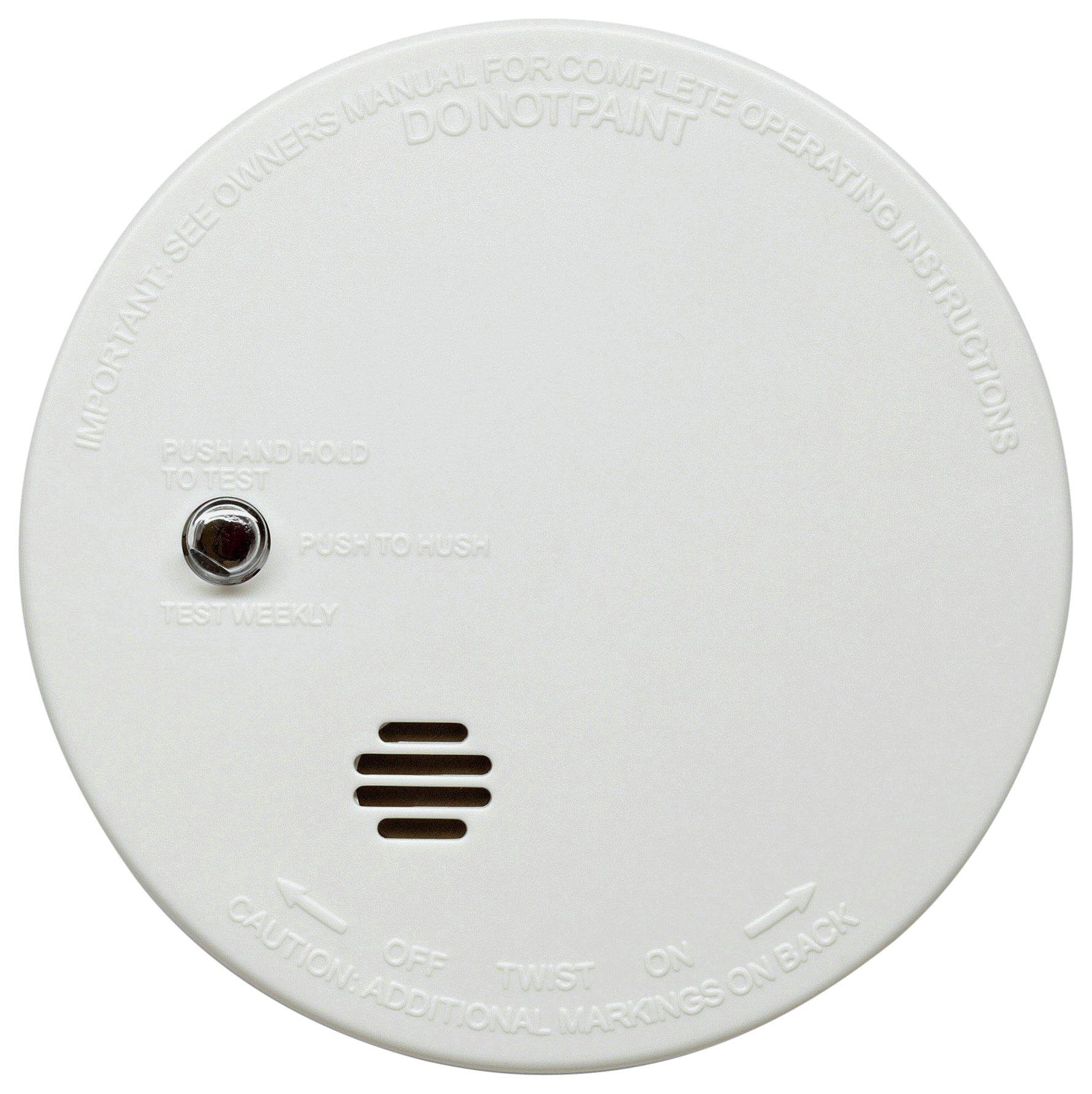 Lifesaver Micro Smoke Alarm