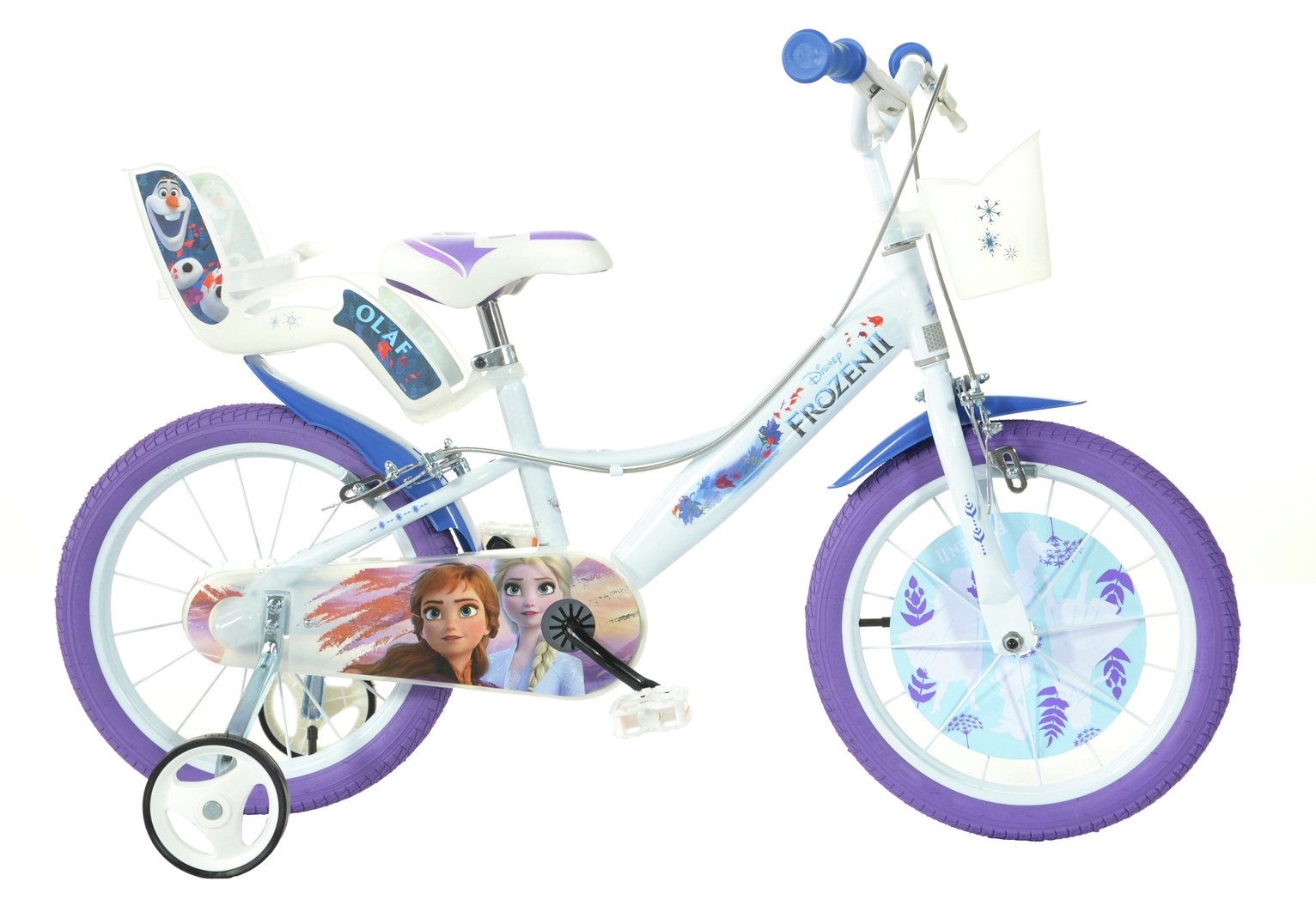 Disney Frozen 16 Inch Kids Bike