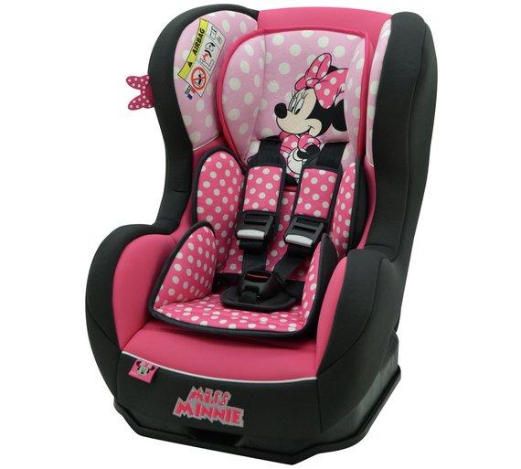 Minnie Mouse Car Seat Argos