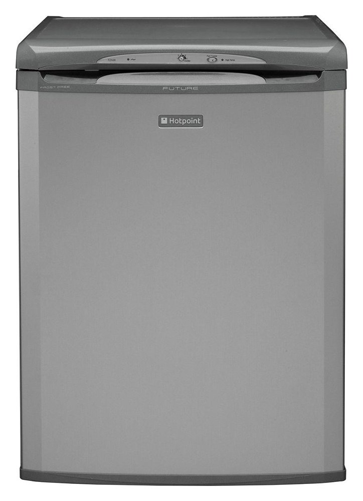 Hotpoint FZA36G Under Counter Freezer - Graphite