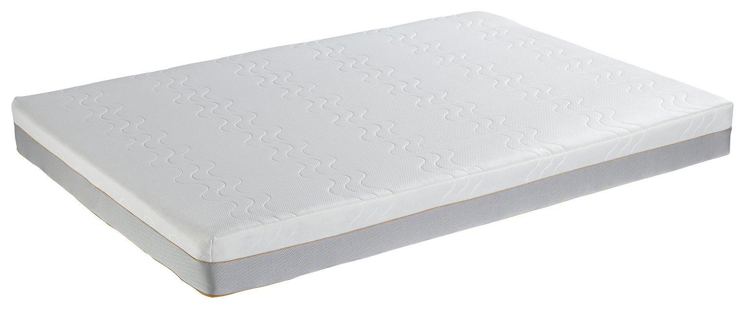 Dormeo maui option spring single mattress.