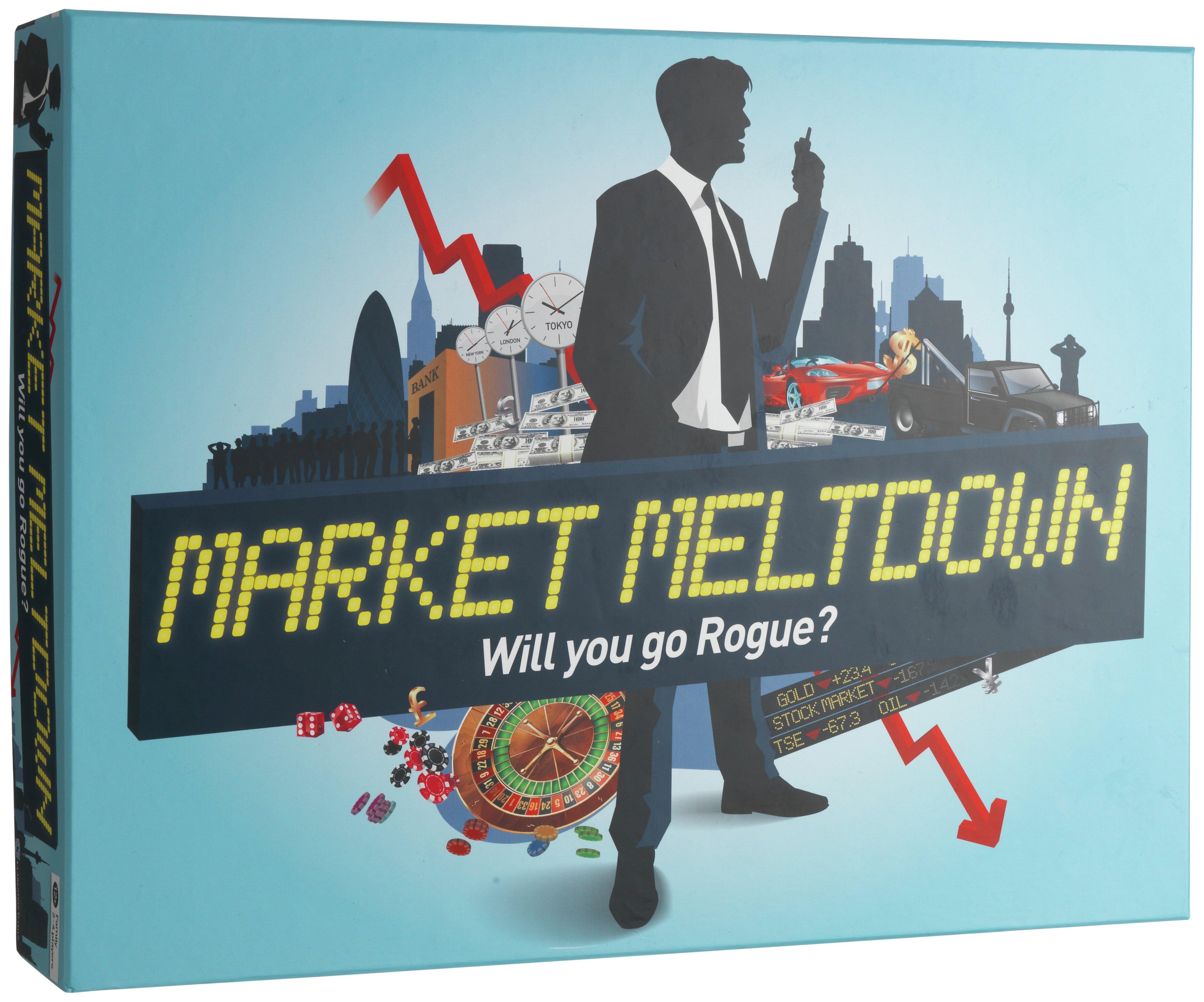 Image of Market Meltdown Game.