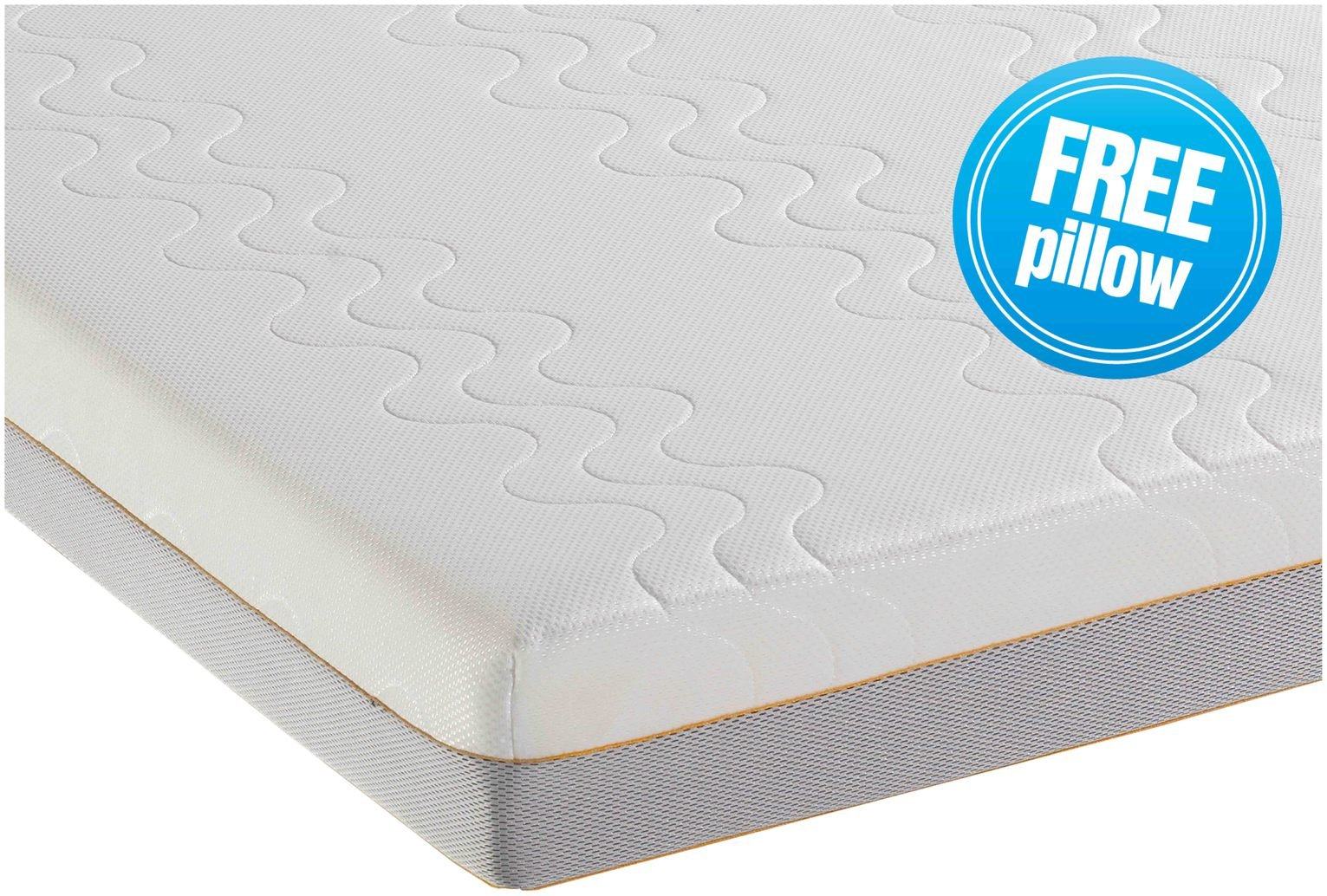 Dormeo Options Memory Foam Double Mattress