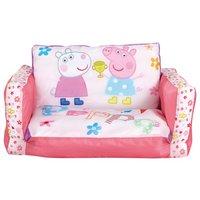 Peppa Pig Junior Flip Out Sofa.