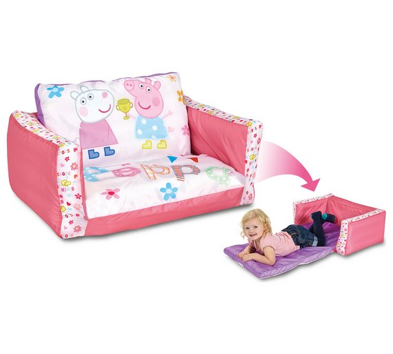 Buy Peppa Pig Junior Flip Out Sofa At Your