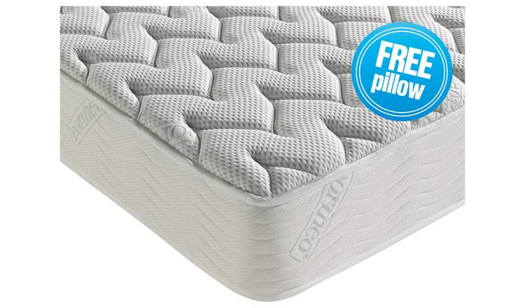 Dormeo Silver Plus Memory Foam Single Mattress