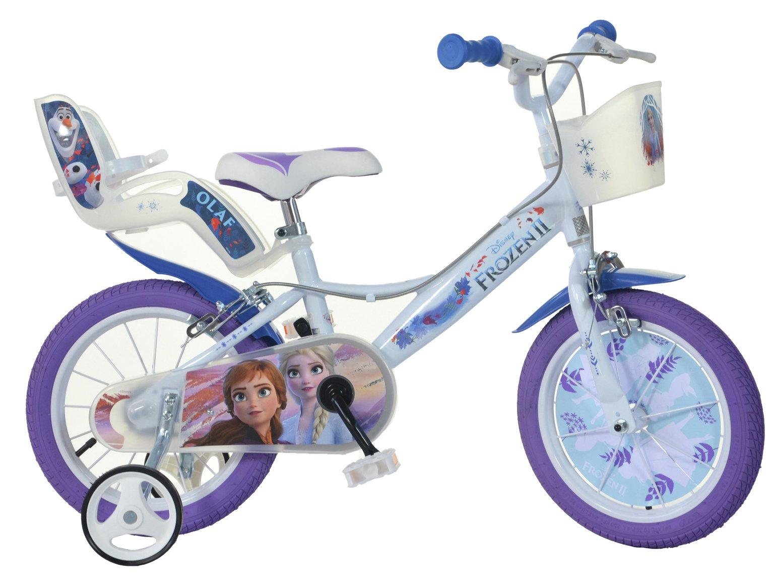Disney Frozen 14 Inch Kids Bike