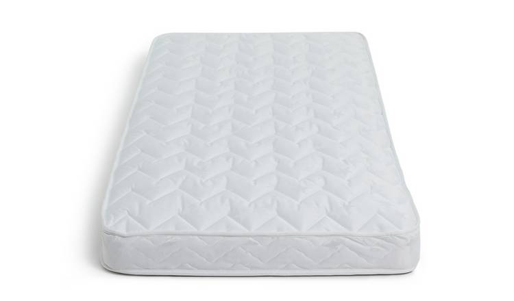 Argos Home Elliott Comfort Anti Allergy Kids Shorty Mattress