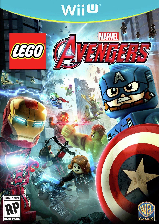 LEGO LEGO Avengers Game - Wii U.