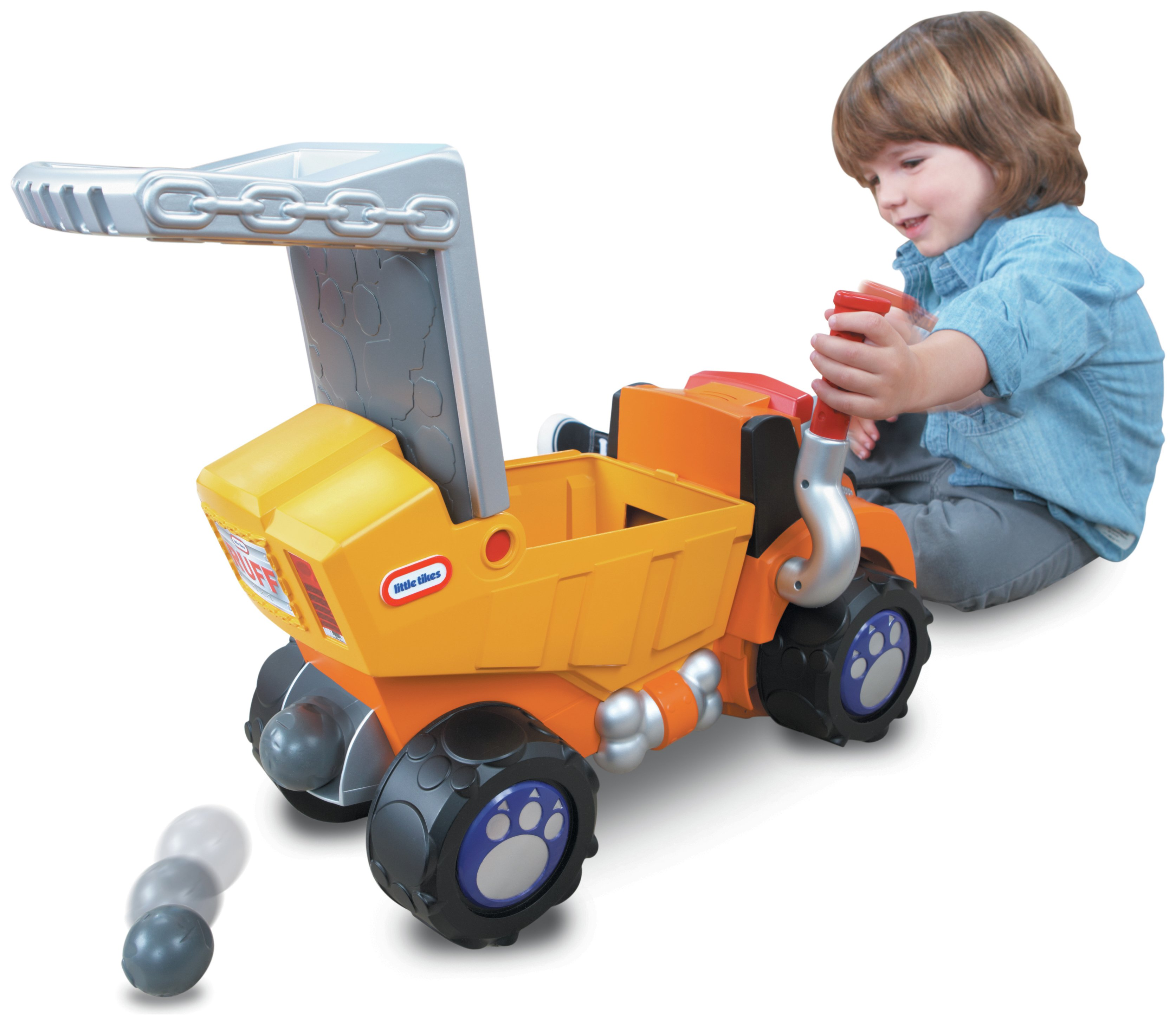 Product Description. The Little Tikes Endless Adventures Tikes Town playcenter is an indoor and outdoor club house with endless role play activities.