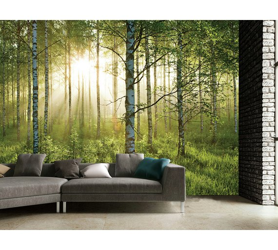 Buy 1Wall Forest Wall Mural