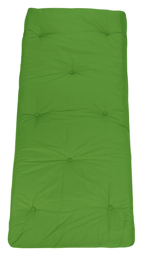 Argos Home Futon Single Mattress - Green