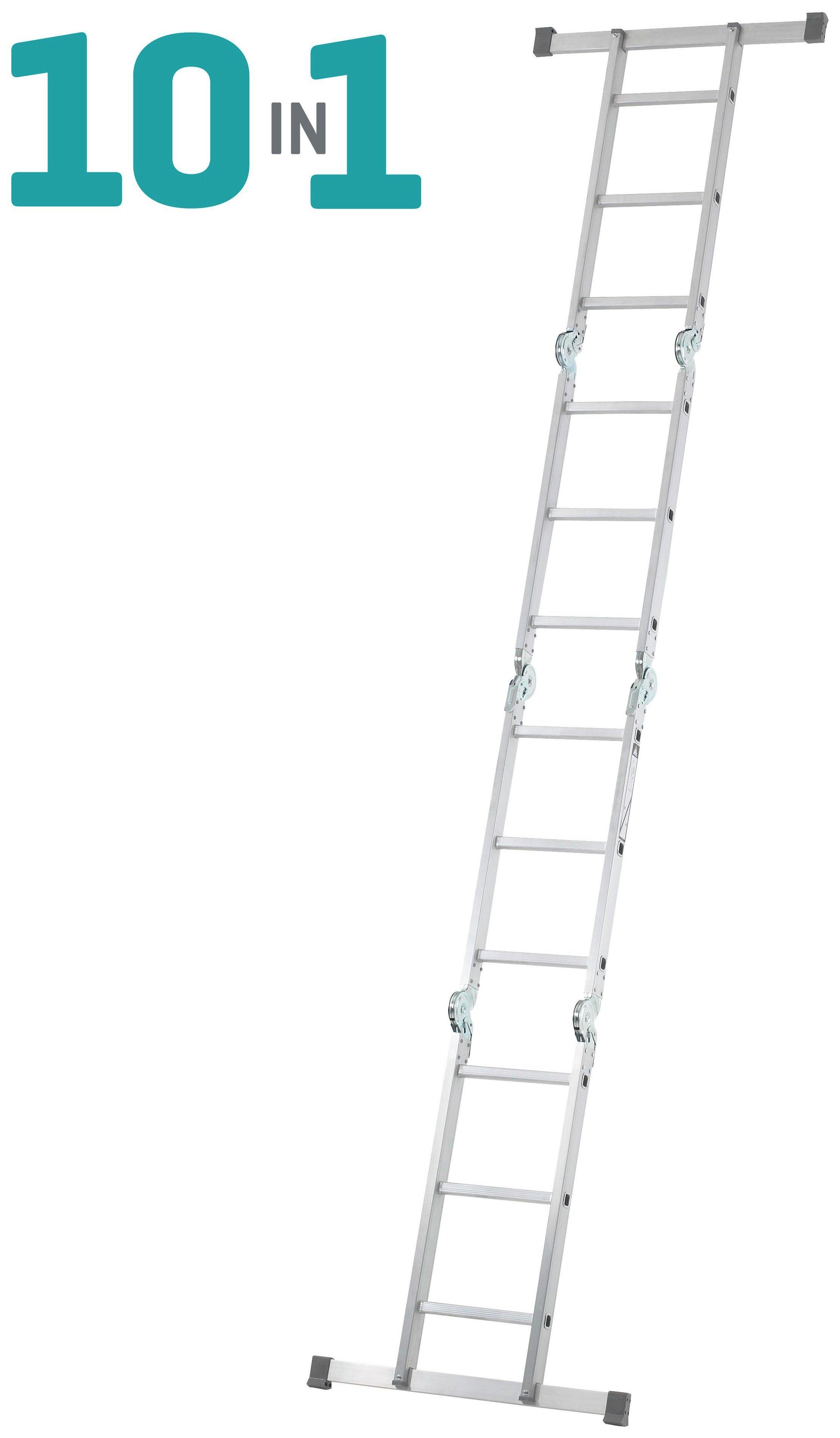 Abru Multi-Purpose Ladder 10 In 1 4.03M Max. *SWH