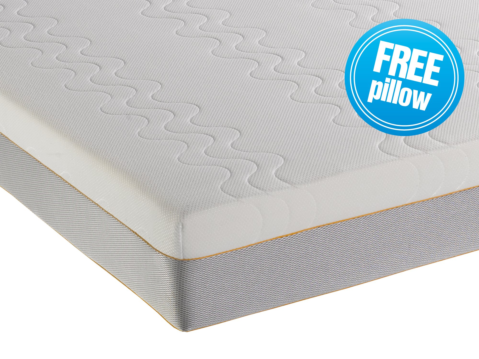 Image of Dormeo - Antigua Hybrid - Single Mattress
