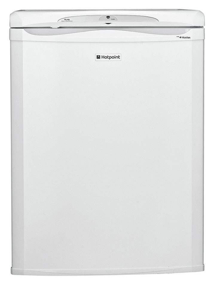 Hotpoint RLA36P Freestanding Under Counter Fridge - White