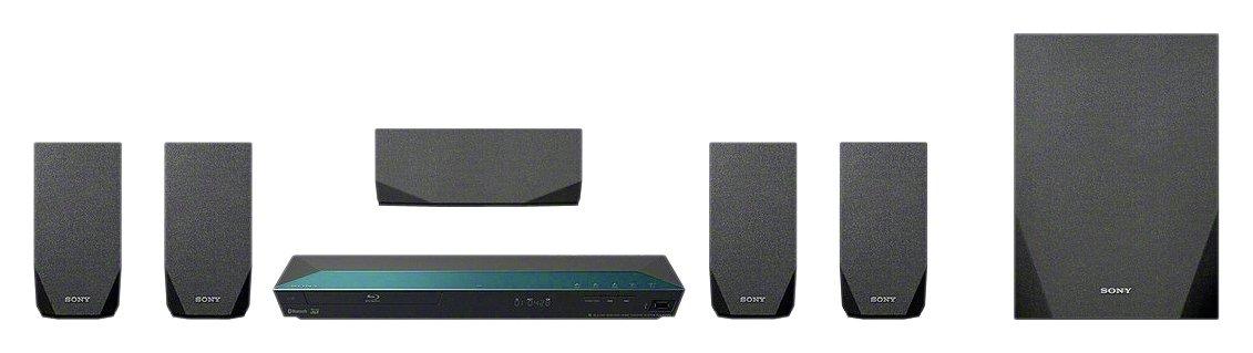 Sony BDVE2100 800W 5.1Ch 3D Blu-ray and DVD Home Cinema