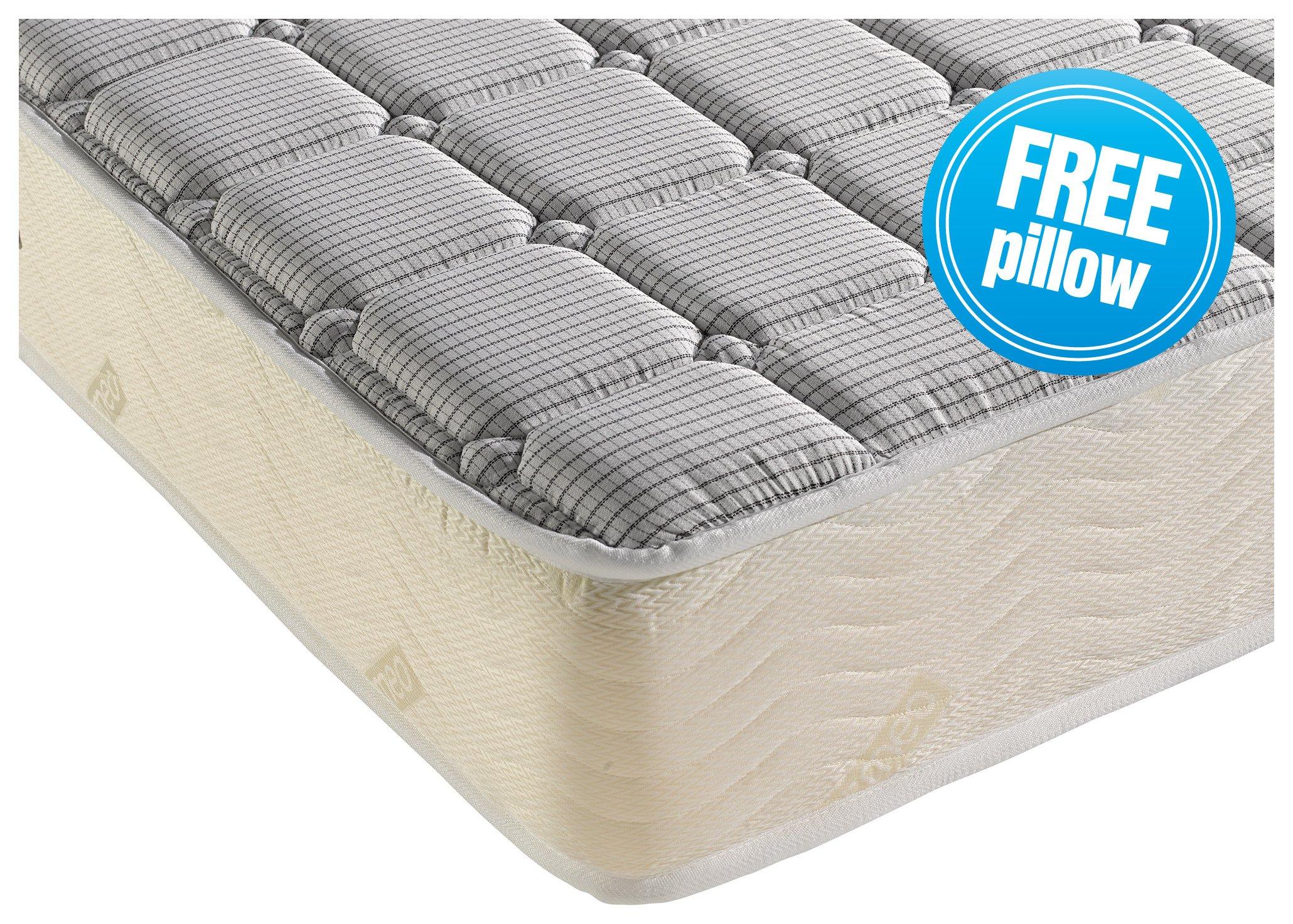 Dormeo Deluxe Memory Foam Double Mattress