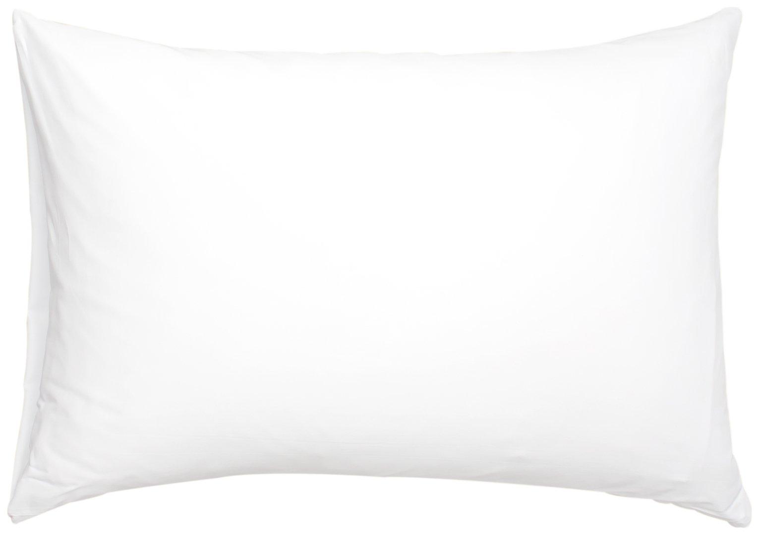 downland  white kingsize pillowcases  set of 2