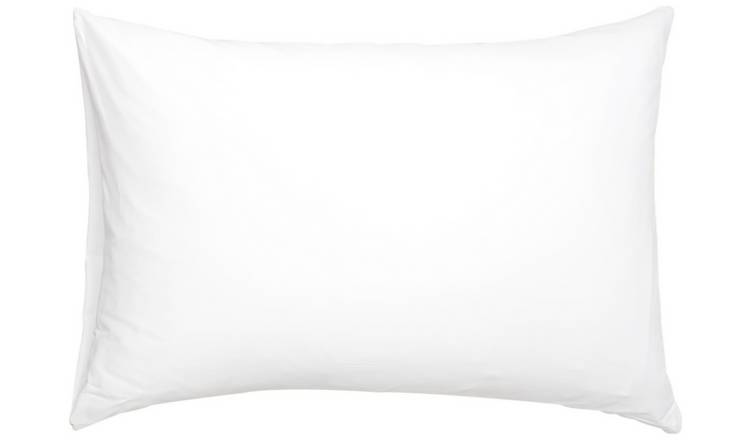 Downland Pair of Kingsize Pillowcases - White