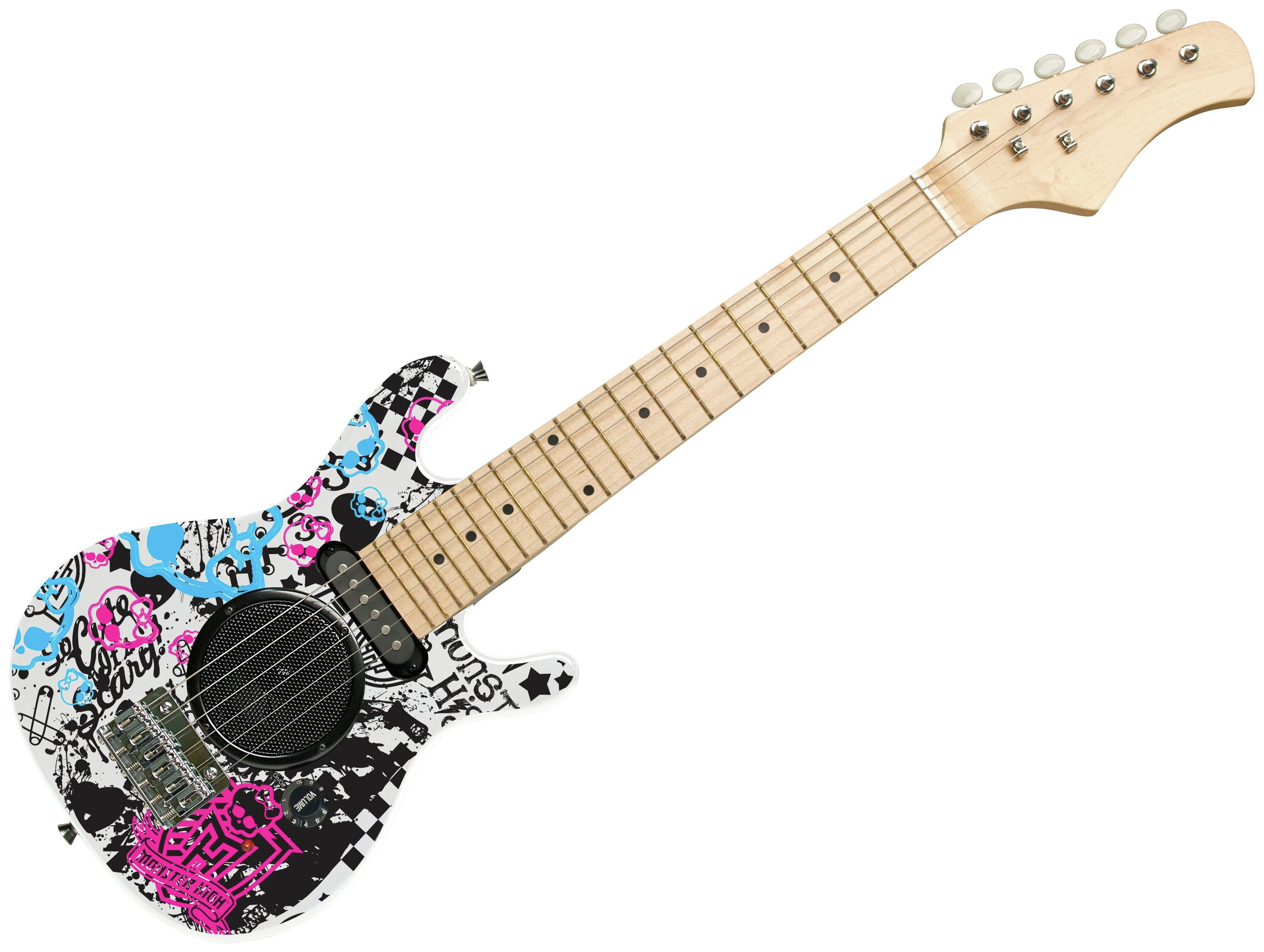 Lexibook Monster High Electric Guitar