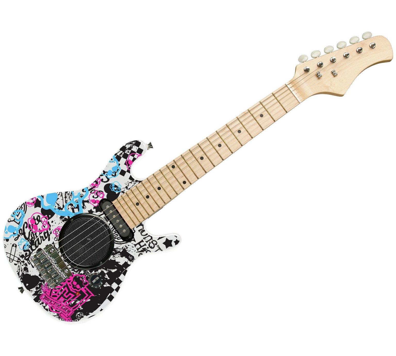 Lexibook Monster High Electric Guitar