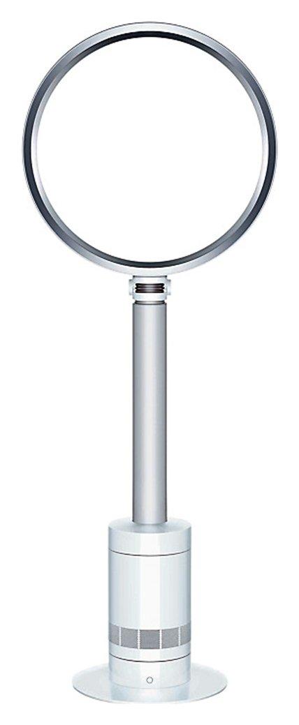 Dyson - AM08 Cool Pedestal - Fan - White / Silver