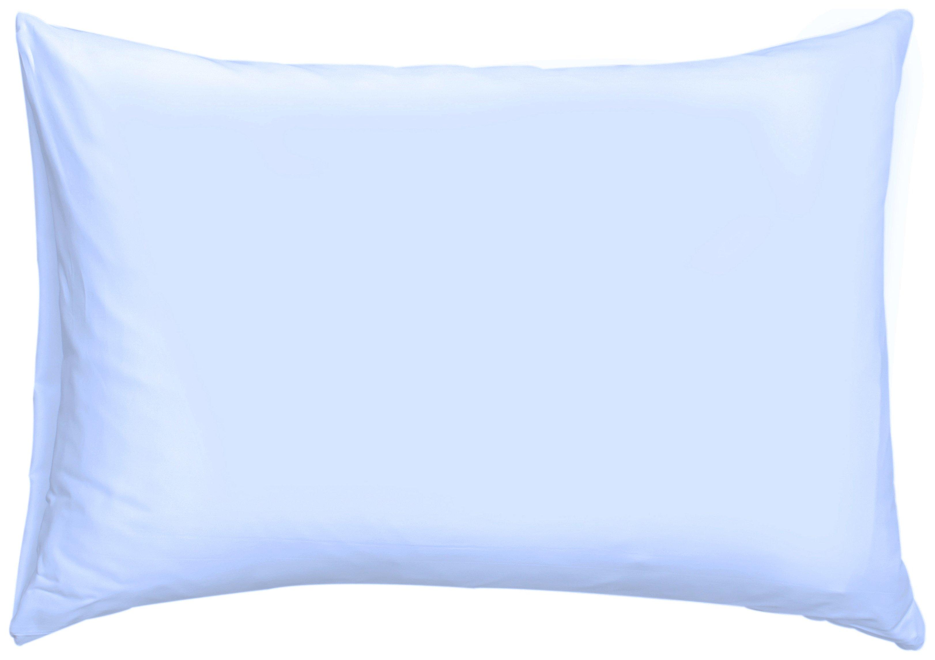 downland  blue kingsize pillowcases  set of 2