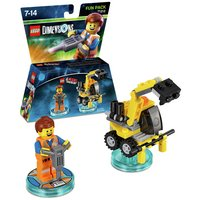LEGO Dimensions: Emmet Fun Pack.
