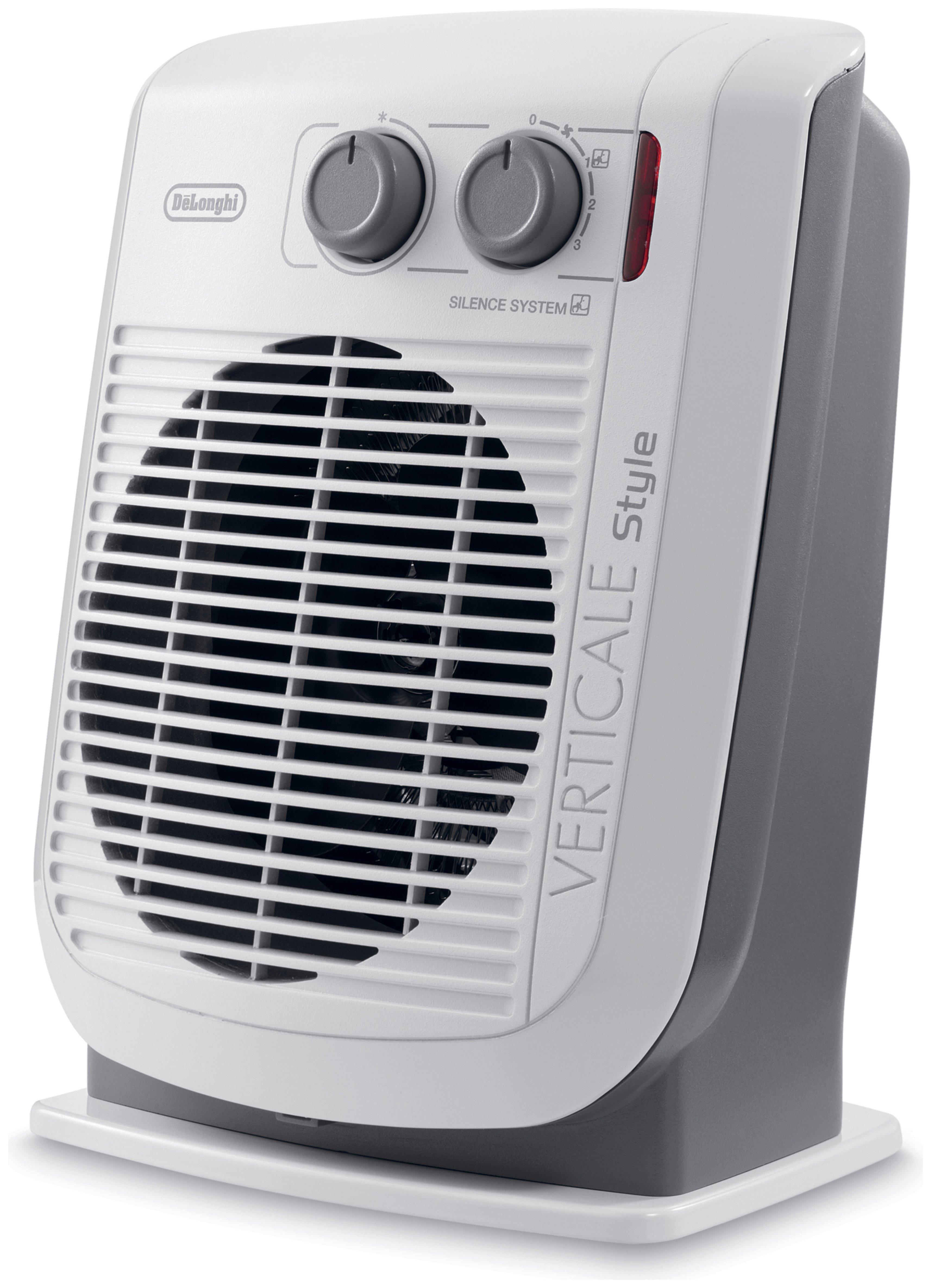 Image of De'Longhi - 22kW Upright - Fan Heater