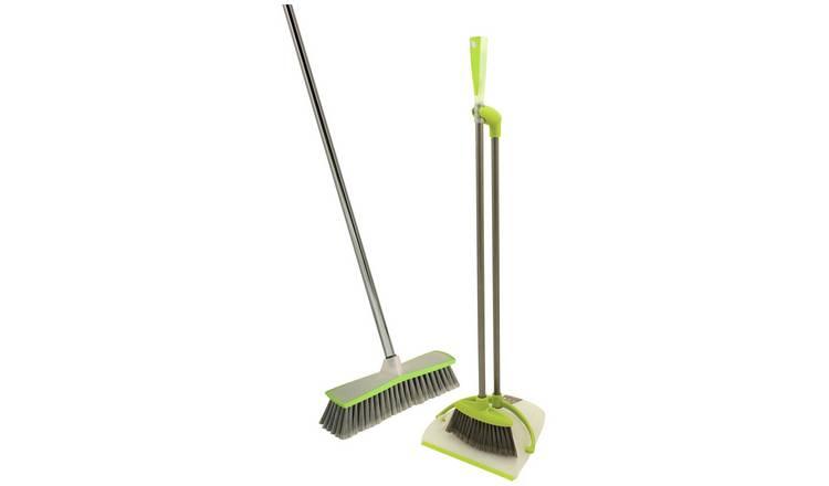 Bentley Broom Dustpan and Brush Set.